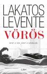 Lakatos Levente - Vörös (nyomtatott)