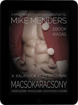 Mike Menders - Macsókarácsony (ebook)