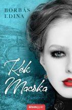 Borbás Edina - Kék macska (nyomtatott)