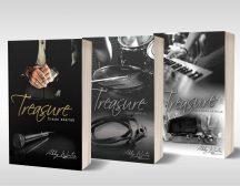Abby Winter - Treasure 3-as csomag (nyomtatott)