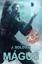 J. Soldier - Mágus (nyomtatott)