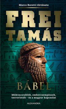 Frei Tamás - Bábel (nyomtatott)