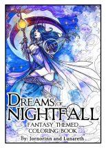 Jornorinn & Lunareth - Dreams of Nightfall (nyomtatott)